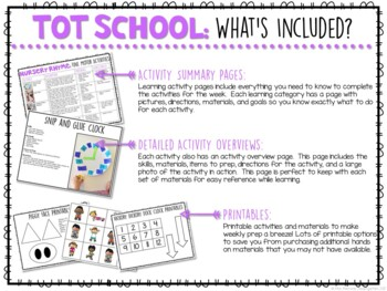 Tot School: Nursery Rhymes {Plans and Printables}