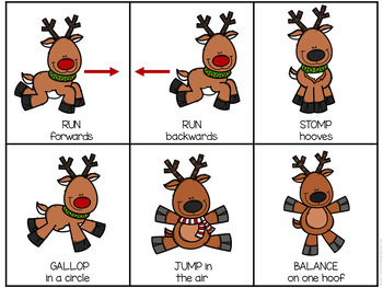 Tot School: Reindeer {Plans and Printables}