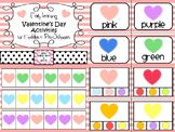 Valentine's Day Hearts - Early Learning Activities for Toddlers and Pre-School