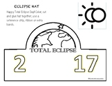 Total Eclipse 2017 Hat