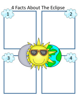 Total Eclipse Graphic Organizers
