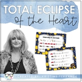 Total Eclipse of the Heart {Instrument Play-Along}