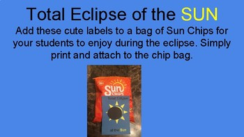 Total Eclipse of the SUN Chips