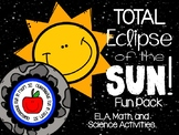 Total Eclipse of the Sun Pack! - Solar Eclipse 2017