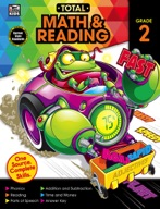 Total Math and Reading, Grade 2