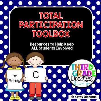 Total Participation Techniques Toolkit -- BUNDLE