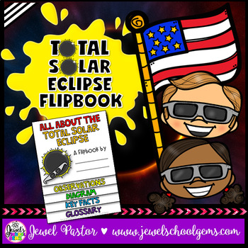 Solar Eclipse 2017 Follow Up Activity (Total Solar Eclipse 2017 Activities)