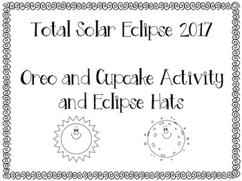 Solar Eclipse 2017 Activity