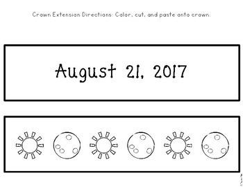 Total Solar Eclipse 2017 Crown
