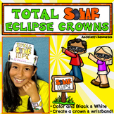 Total Solar Eclipse 2017 : Crowns and Wristbands - Solar E