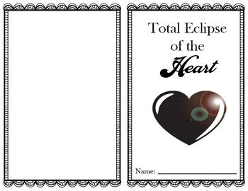 Total Solar Eclipse Figurative Language Activity