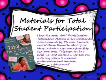 Total Student Participation