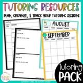 Total Teacher Tutoring Pack