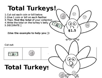 Total Turkeys!