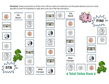 Total Value Race