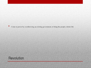 Totalitarianism Power Point