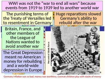 Totalitarianism and the Outbreak of WWI PowerPoint