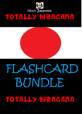 Totally Hiragana A4 Tchr Flashcards & Student Pocket Cards