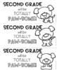 Totally PAWSOME Cards for Back to School (PK-5)