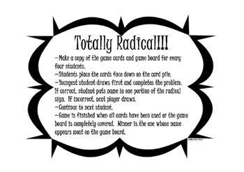Totally Radical