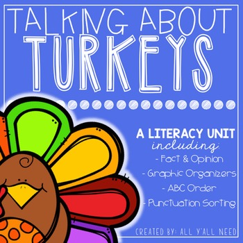 Talking About Turkeys: Facts and Opinions about Turkeys