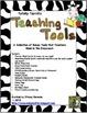 Totally Terrific Teaching Tools