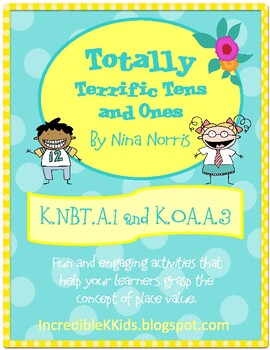 Totally Terrific Tens and Ones