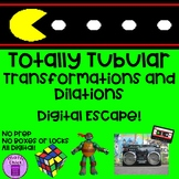 Totally Tubular Transformations and Dilations Digital Esca