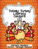 Totally Turkey Literacy Centers