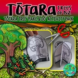 Totara {New Zealand Trees Make & Do Activity Pack}