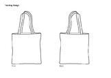 Tote Bag Design Template