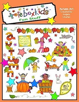Tote Box Kids™ Autumn Art Collection
