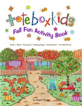 Tote Box Kids™ Fall Activity Book