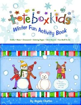 Tote Box Kids™ Winter Activity Book