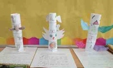 Totem Pole Writing and Project