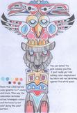 Native American Totem Pole designs