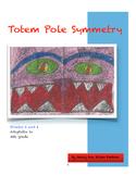 Totem Poles - Visual Art Lesson - 1st - 4th Grade