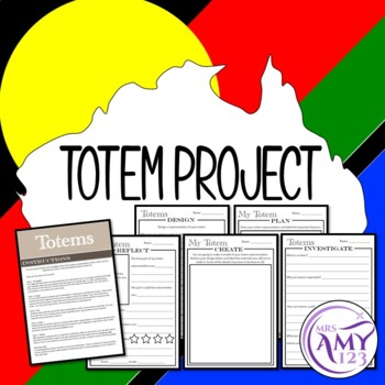 Totems Project- Great for NAIDOC Week