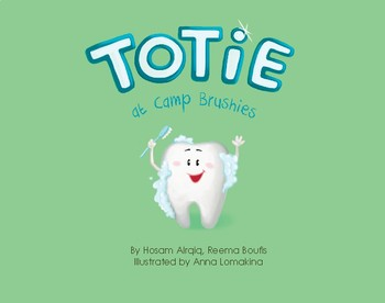 Totie at Camp Brushies
