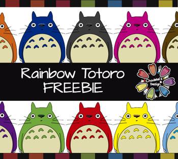Totoro FREEBIE