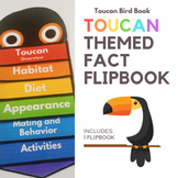 3rd and 4th Grade Science: Toucan Flipbook Activity