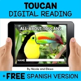 Toucan Reading Comprehension for Google Classroom