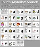 Touch Alphabet Sounds