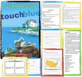 Touch Blue - Cynthia Lord