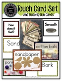 Touch Cards and Description Cards