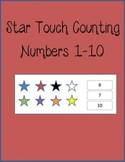 Touch Counting 1-10