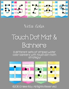 Touch Dot - Water Colors