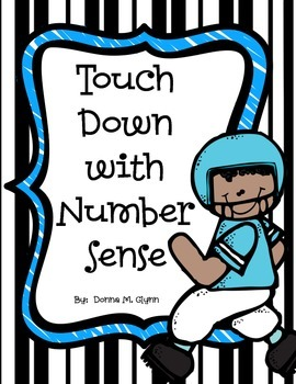Touch Down with Number Sense