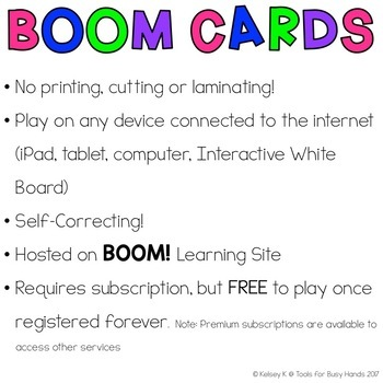 Touch Math Addition to 20 Interactive Digital Task Cards (Boom! Deck)