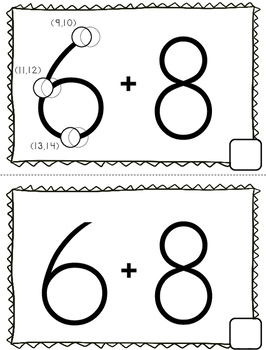Touch Points Addition: Counting On
